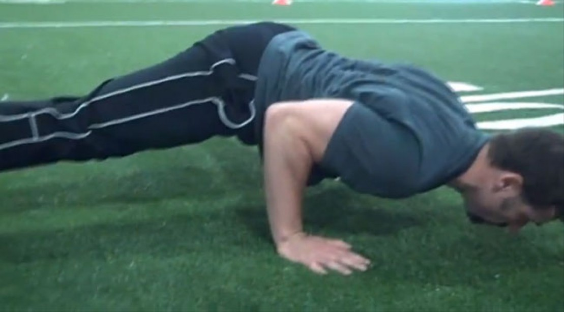 3 Tough Push-up Variations [VIDEO]