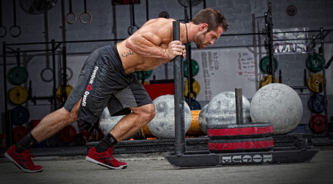 crossfit training tips from rich froning muscle fitness