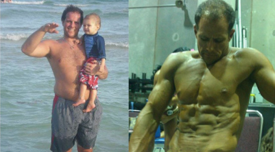 Sponsored Post: Rundown Father to Ripped Physique