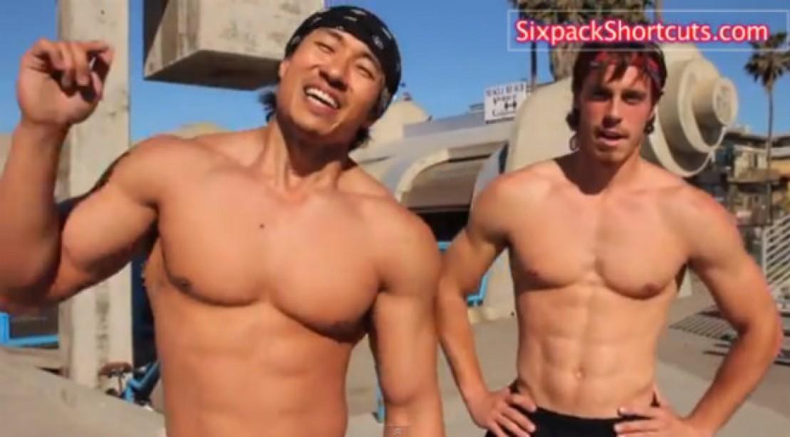 Muscle Beach M-100 Workout