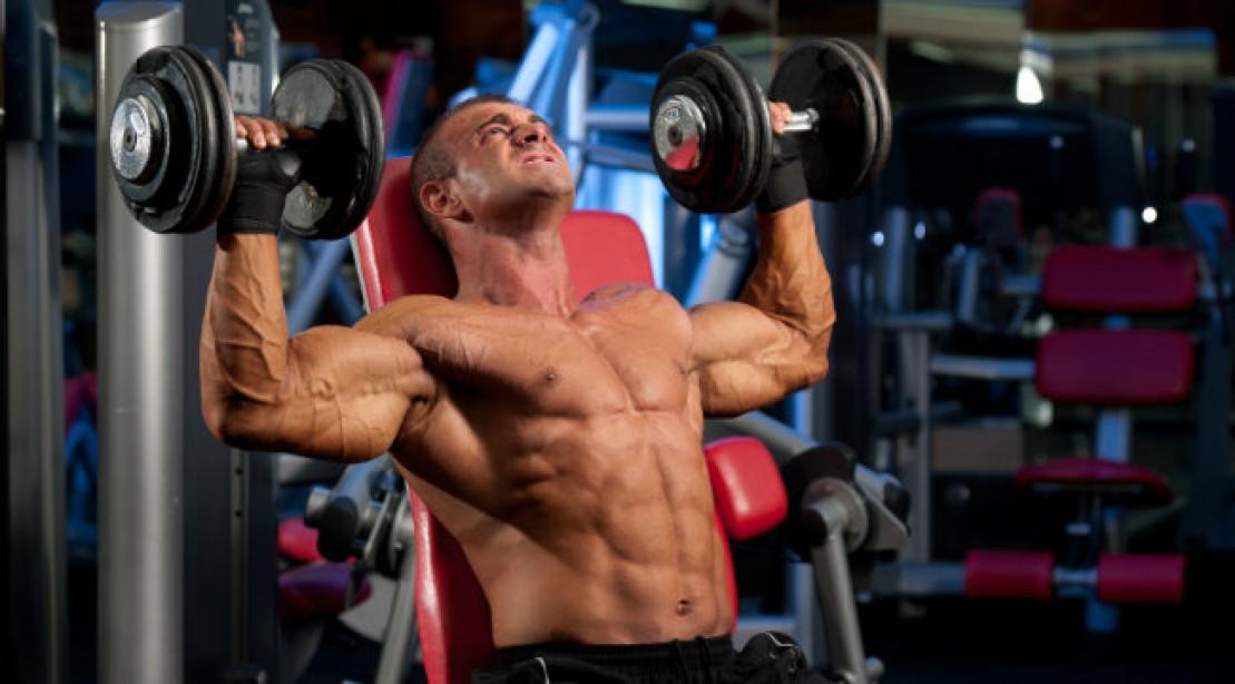 Get Crushed: Deadlift to Shoulder Press AMRAP