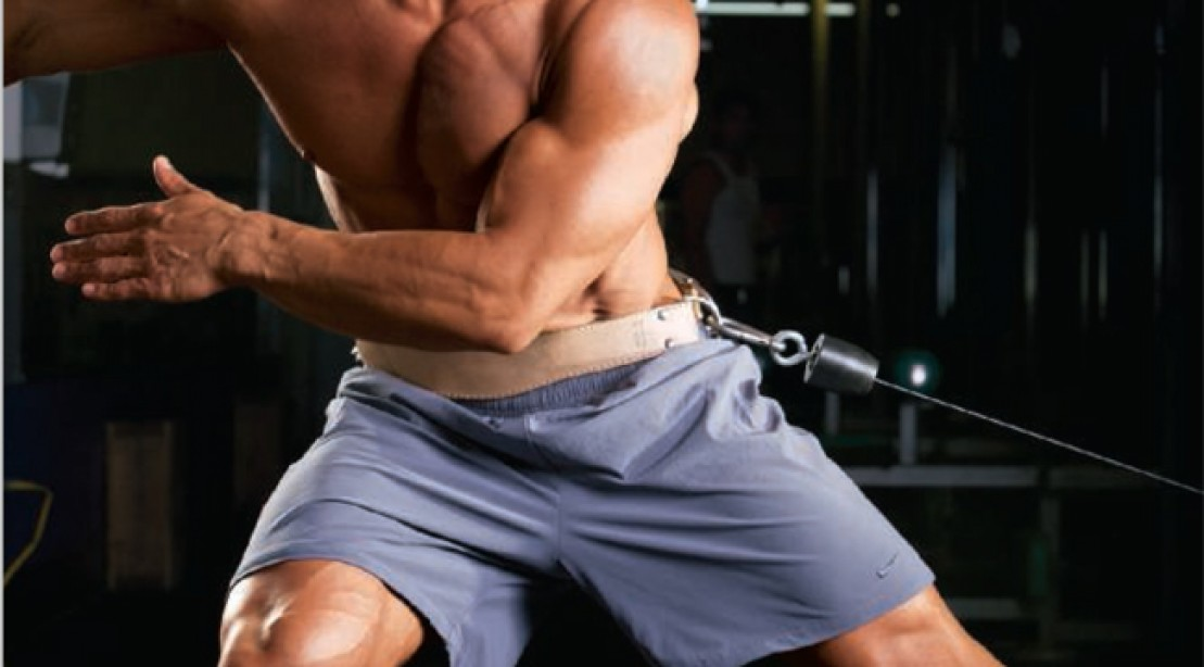 Lunge to New Strength Gains