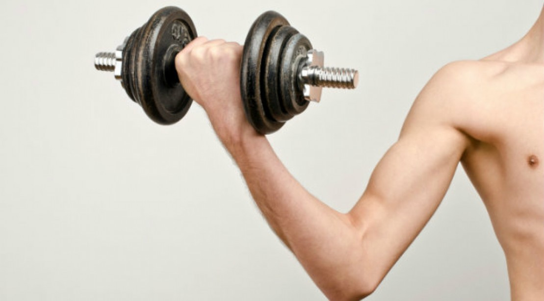 best way to get skinny arms