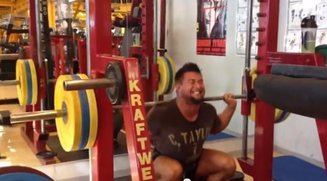 Lower Body Blaster for Bigger, Stronger Legs
