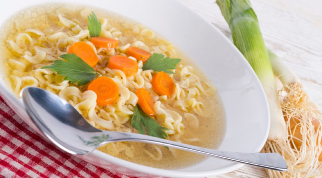 The Best and Worst Canned Soup