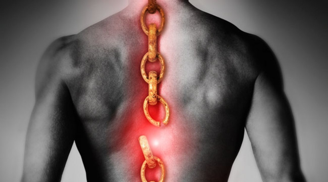 Get Your Back Straight on World Spine Day
