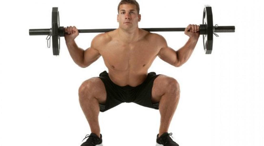 Get Crushed: Back Squat Brutality