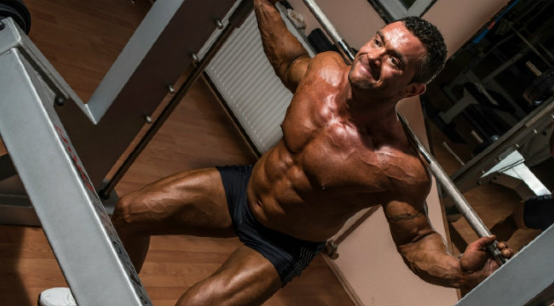 Get Crushed: Never Ending Squats