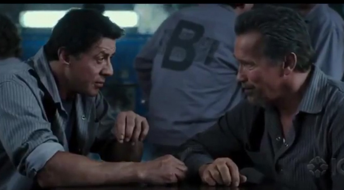 Check Out the Trailer for 'Escape Plan'