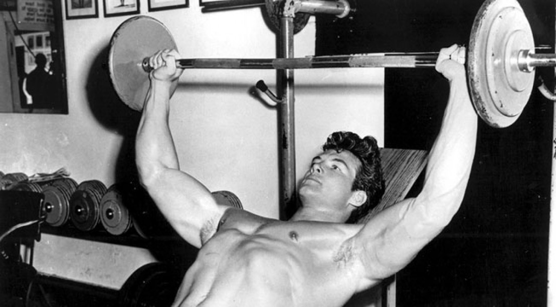 Best Workout Ever: Chest by Steve Reeves