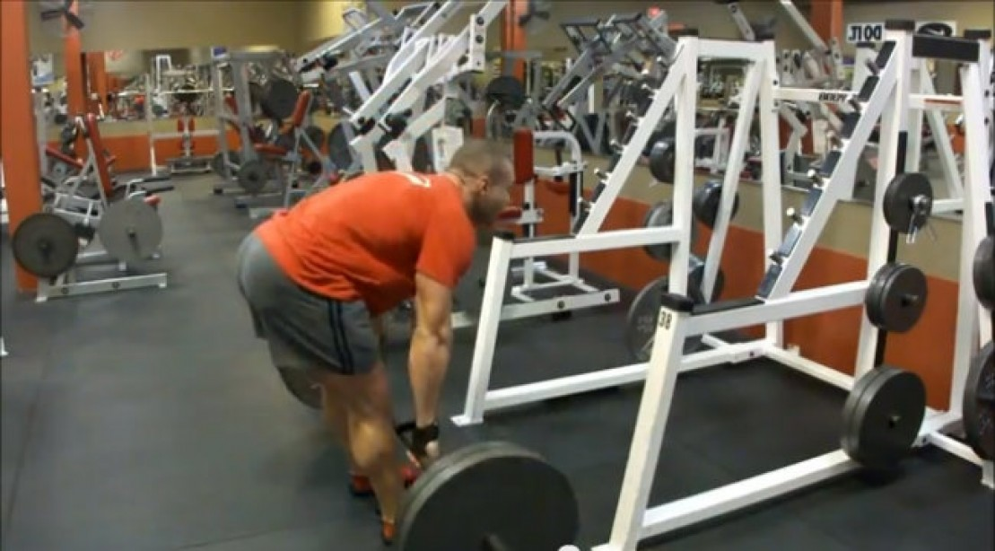 Stiff Leg Deadlifts for Greater Strength & Power