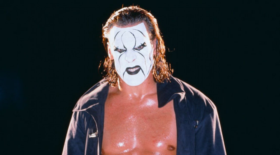 wcw and tna wrestler sting speaks muscle fitness