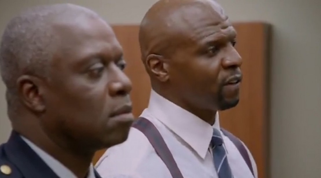 Terry Crews Back to TV With 'Brooklyn Nine-Nine'