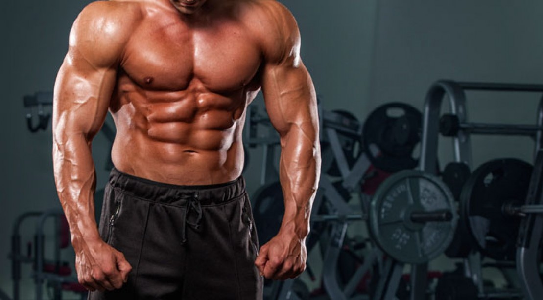 Sex increases testorone builds muscle