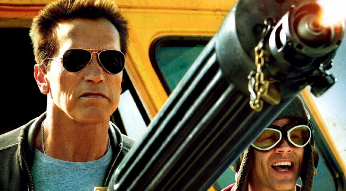 Arnold Talks Up Terminator 5 During UK Visit