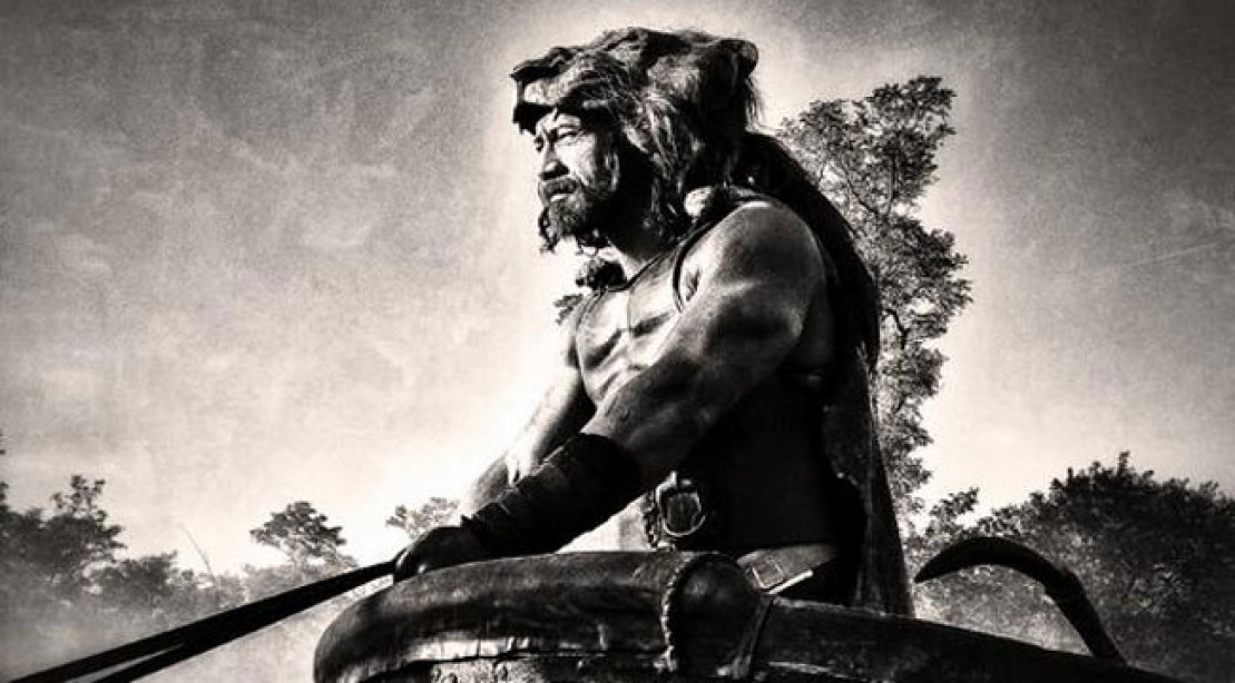 The Rock Tweets 'Hercules' Trailer Teaser Photo
