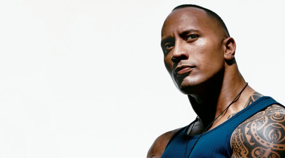 "Bodybuilding With Dwayne ""The Rock"" Johnson"