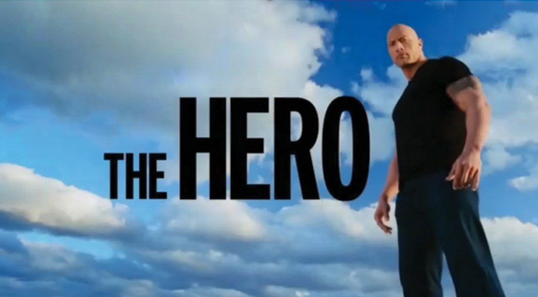 The Rock Debuts New Action Series 'The Hero'
