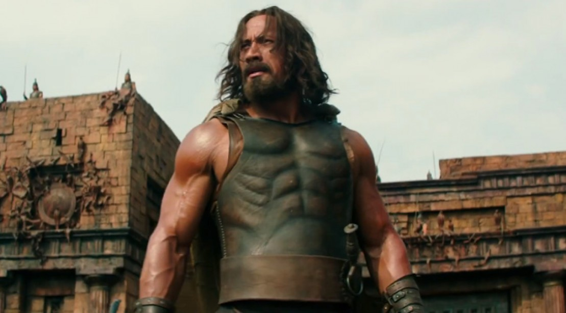 Check Out the New Trailer for 'Hercules'
