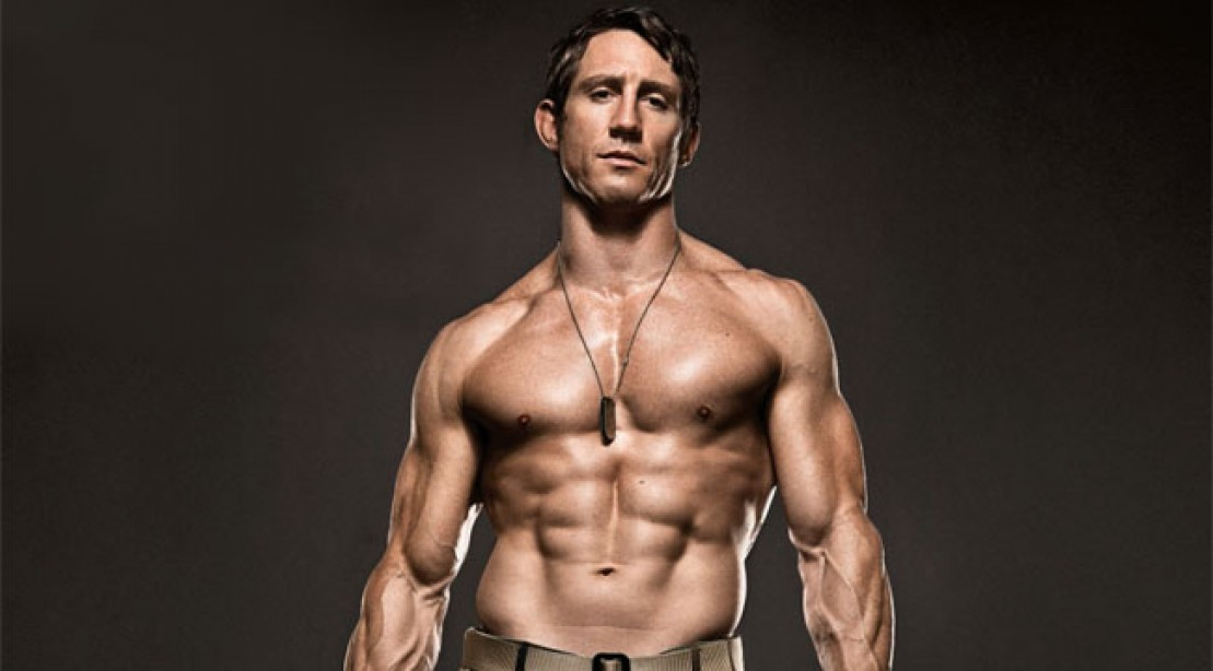 Muscle brazilians gym instructor