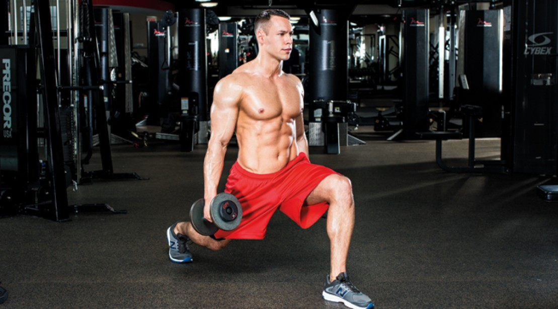 Torch Your Fat Workout Routine