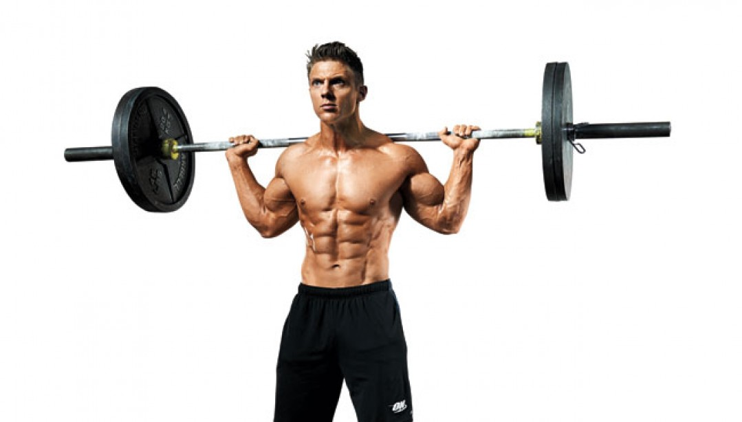 The ultimate starters guide: training muscle & fitness