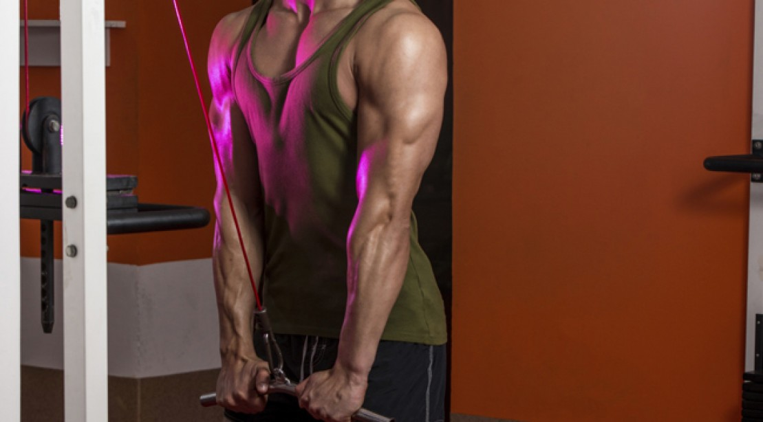 Trick Out Some Killer Triceps