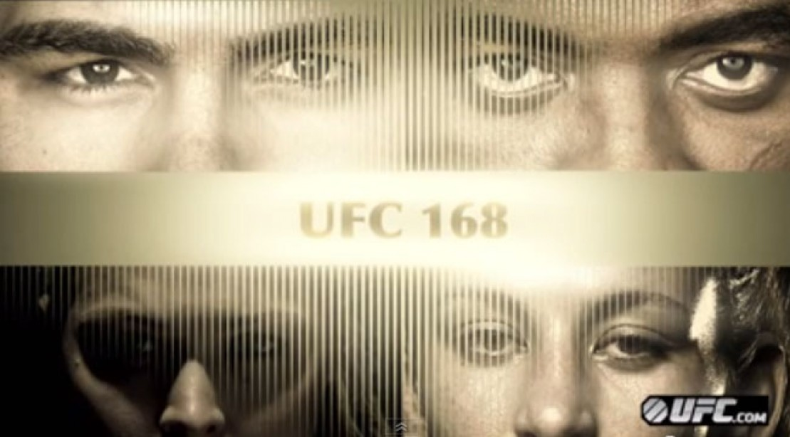UFC 168 to End Year With a Bang
