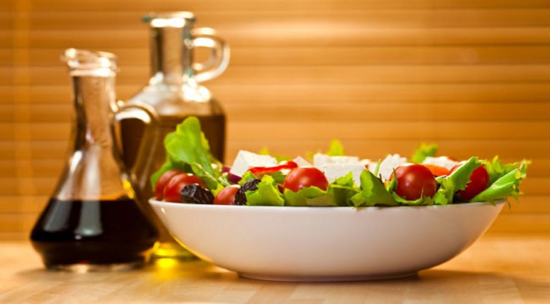 Healthy Omega-3 Vinaigrette Recipe