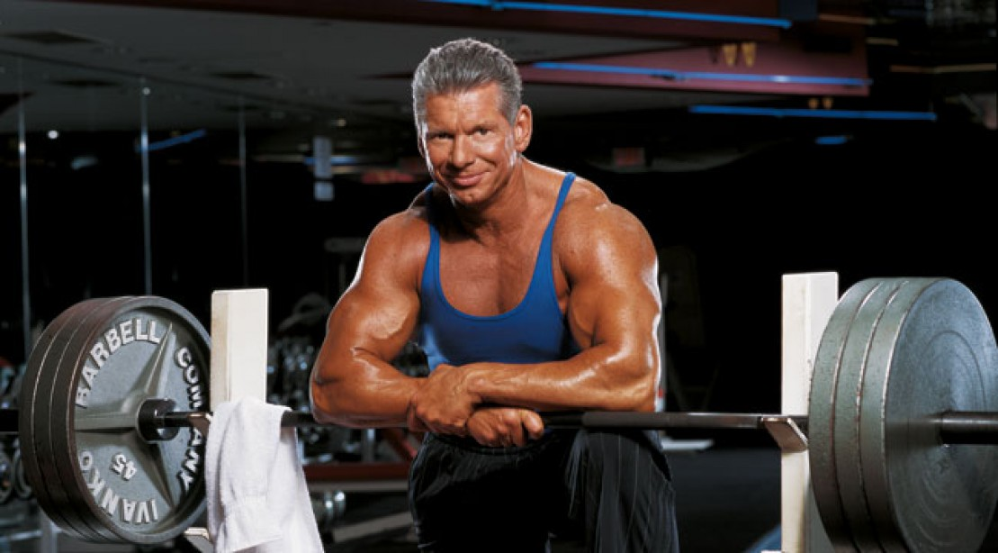 Train Like Vince McMahon (WWE) | Muscle & Fitness