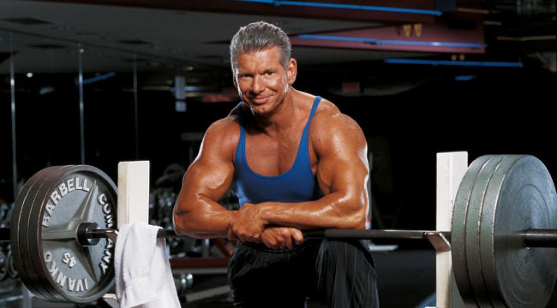 Train Like Vince McMahon (WWE)