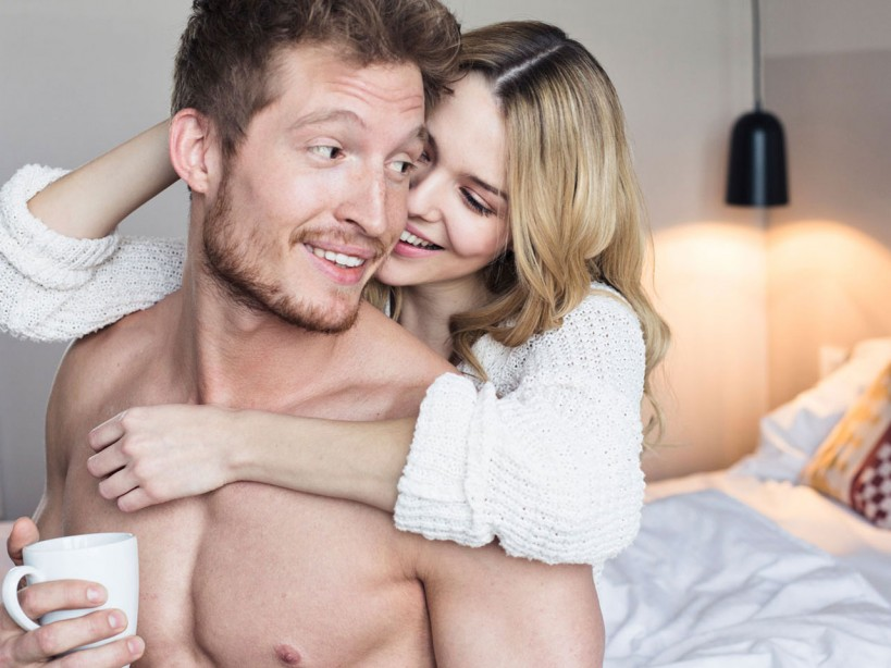 Here's why pillow talk could be the cornerstone of a strong relationship