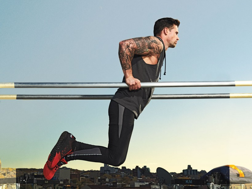 The muscle-building, fat-burning workout plan to build your perfect body