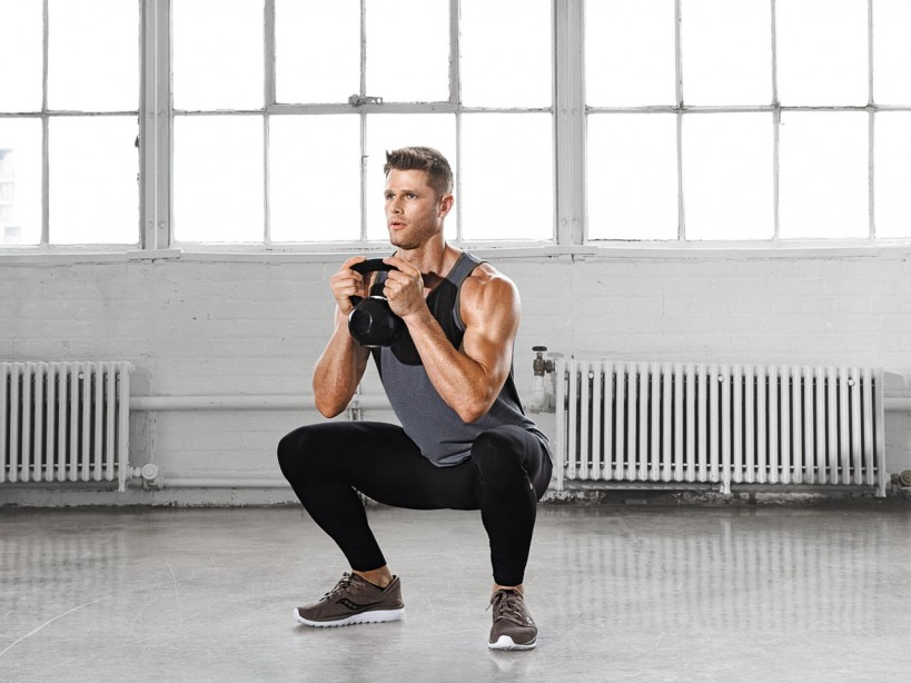 Burn maximum fat in 4 weeks with the 'wheel' workout