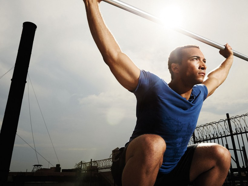 The no-cardio workout plan to build muscle and torch fat