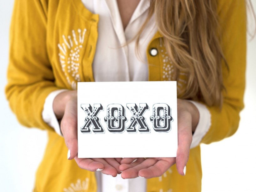 Cheap guys rejoice: Most women just want a written love letter for Valentine's Day