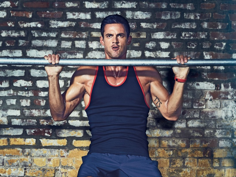 The 5-day garage gym workout program