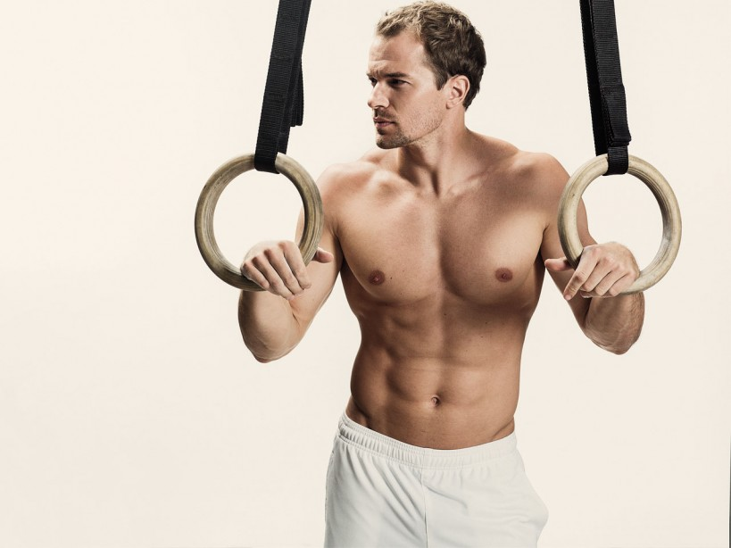 The workout plan to build your 'V' taper