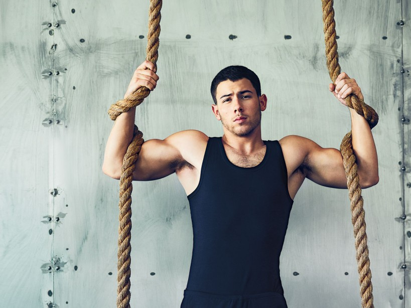 The Workout Plan To Get Jacked Like Nick Jonas Muscle Fitness