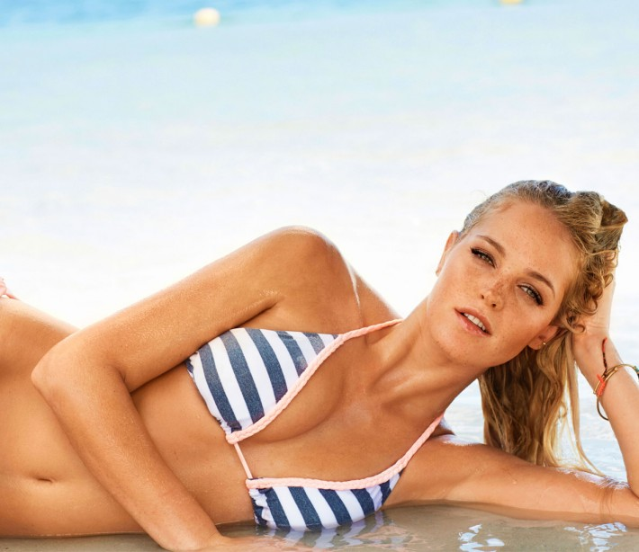 Two Truths and a Lie with Victoria's Secret Angel Erin Heatherton