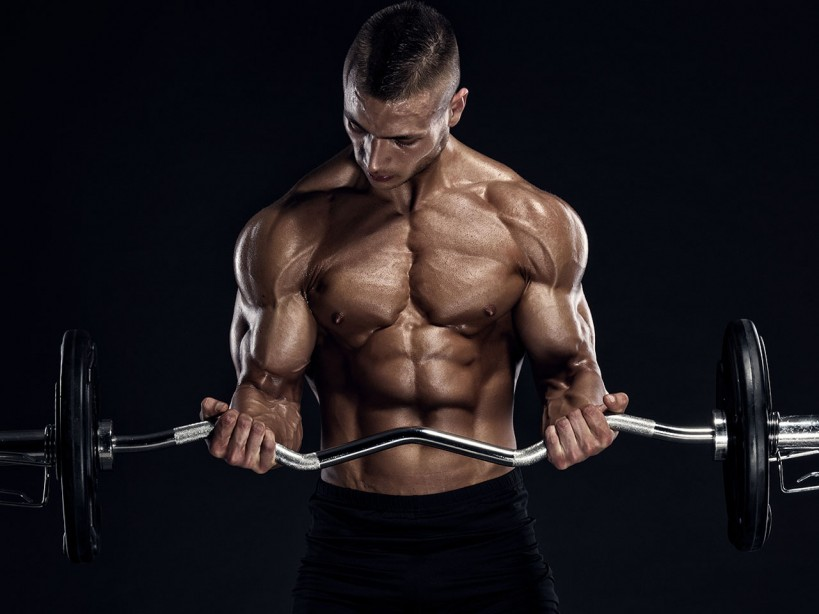 The old-school muscle-building plan for mammoth gains   Muscle & Fitness