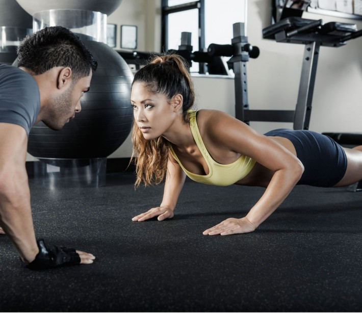 How to pick up women at the gym, according to women