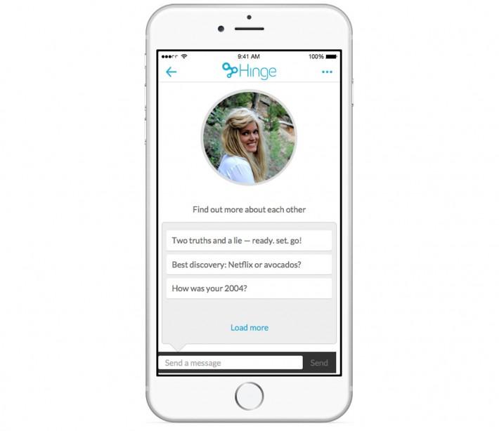 hinge dating app photos