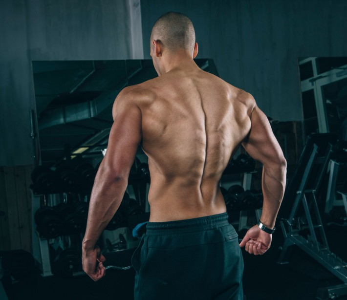 The 15 Minute Workout To Build Wider Shoulders