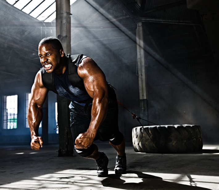 The best weight loss workout plan for tall, heavyset guys