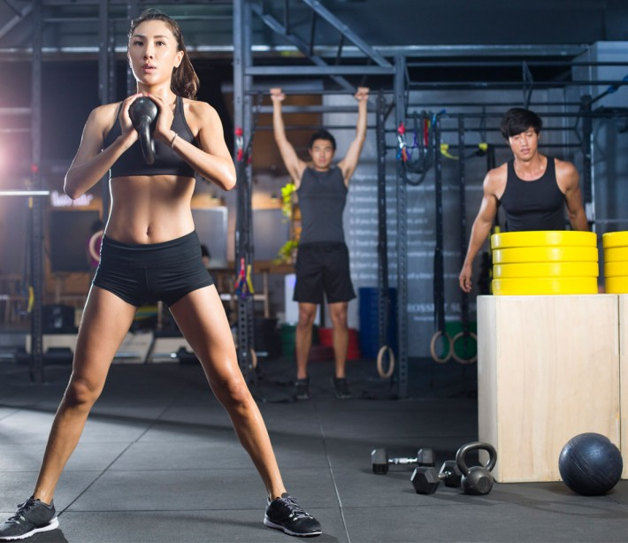 5687527f200c0 We Asked 25 Women: What do you hate about men at the gym? | Muscle ...