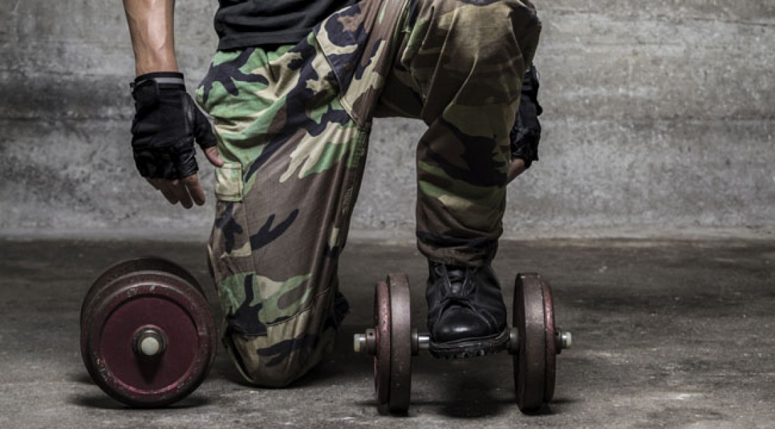 Uniform Strength: Security Force Workout
