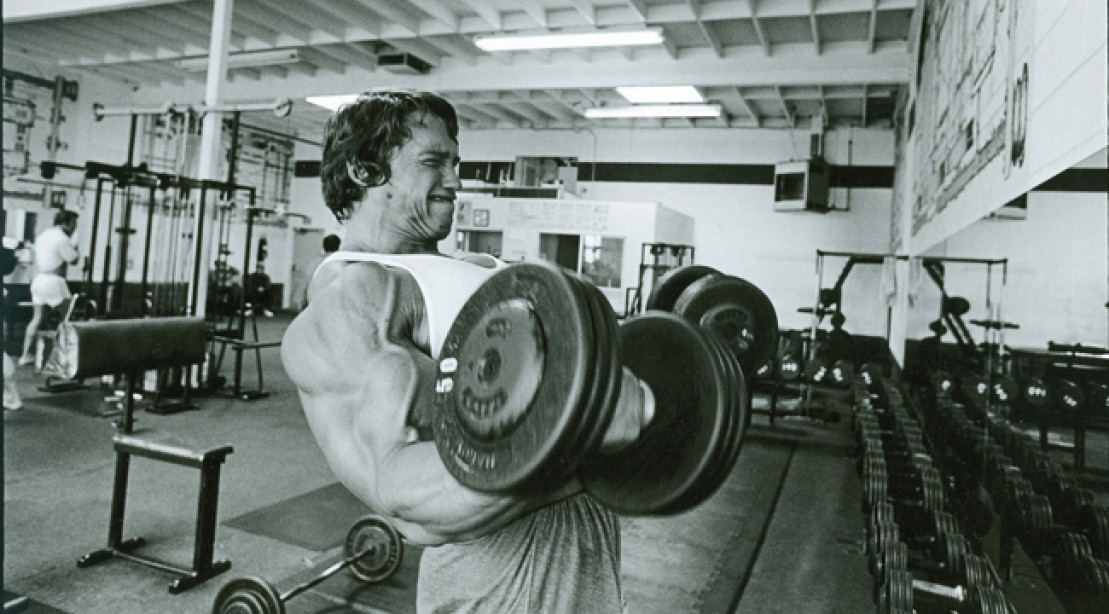 Arnold's Iron Stack