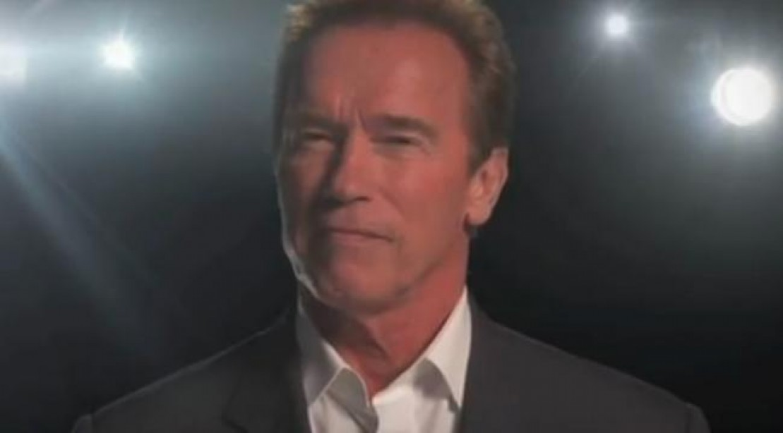 Arnold Amps Up His Hummers to Use Renewable Energy