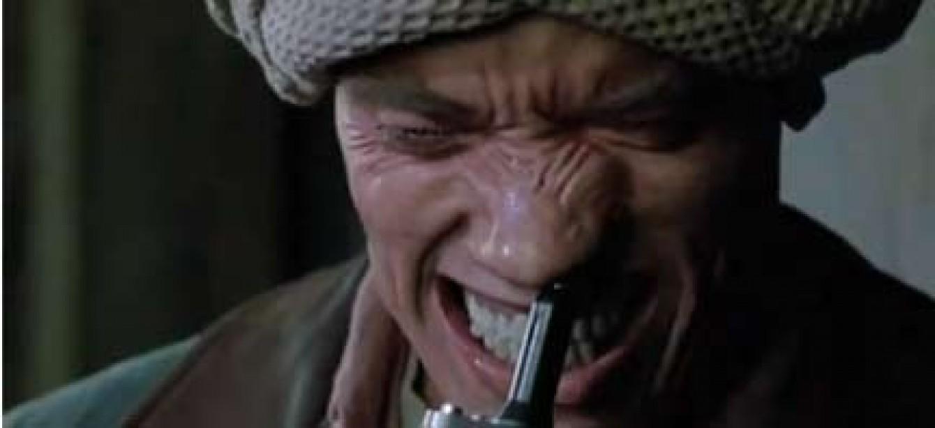 M&F Clip of the Day: Arnold's Movie Screams
